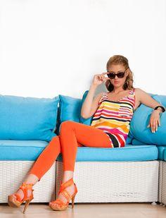 Colanti Meridit - Colanti elastici, pot fi usor combinati cu rochii, tunici si fuste.Adaugati o geanta la comanda dvs, pentru a ajunge suma de 49.99 lei pentru livrare gratuita. 30lei
