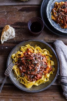 This crock pot Sunday sauce is exactly what you are looking for. It's hearty, but still healthy and wholesome. Serve this sauce over a bed of pasta - yum!