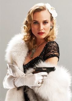 Diane Kruger in 'Inglorious Basterds' (2009).