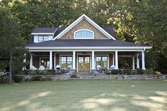Lakeside cottage - beautiful exterior (no floor plan)
