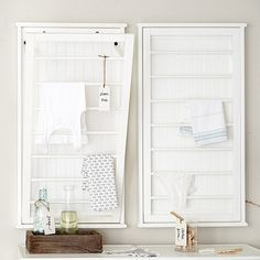 Our Beadboard Drying Rack is so handy, you'll wonder how you ever lived without it. A must-have in the laundry or mudroom, it holds lots of everything.