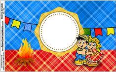 Rótulo Bolinha de Sabão Festa Junina: