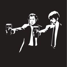 Pulp Fiction. Guinness