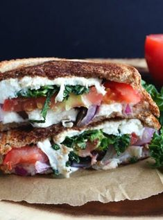 10 Clean-Eating Sandwich Recipes That Are Actually Filling via @PureWow