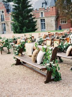 (via aisleadventures) boho chic wedding inspiration - wedding decor , ceremony decor Wedding Ceremony Ideas, Wedding Venues, Wedding Ceremonies, Christian Wedding Ceremony, Wedding Aisles, Wedding Locations, Destination Wedding, Garden Wedding, Dream Wedding
