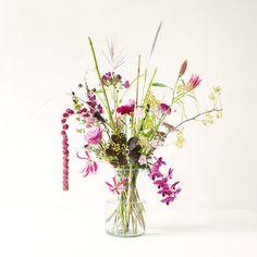 Three Month Flower Bouquet Subscription