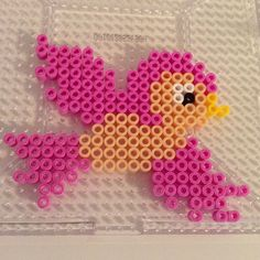 Peeler bird perler beads by perler_bead_ideas