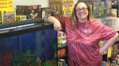 How A Pi Phi Fraternity Woman Came To Build An Awesome Game Store #Games #TabletopGames
