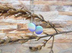 Polymer earrings - blend
