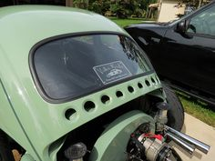 Fat Chicks n' Mopeds - Page 4 - Cut-Weld-Drive Forums Vw Beetles, Interior And Exterior, Volkswagen, Fat, Mopeds, Racing, Interiors, Fashion, Cars