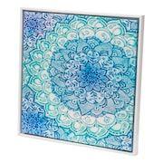 Micklyn Doodle Framed Print