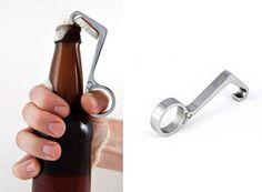Kebo Bottle Opener — ACCESSORIES -- Better Living Through Design