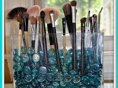 Gran idea para mantener tu maquillaje en orden