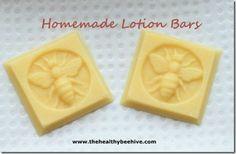 Homemade lotion bars!