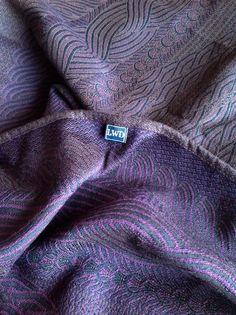 Starling Elliott / 37% Egyptian Cotton 63% Merino wool / 2014 Woven Wrap, Starling, Baby Wraps, Egyptian Cotton, Merino Wool, Common Starling