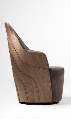 BD BARCELONA - Design meets art in each inspirational design piece made by Spanish luxury furniture brand BD Barcelona. #interiordesign #luxurybrands #luxurypieces