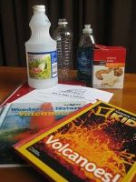 WK 16 - PERFECT for week 16 of Cycle 1 CC- Learning about volcanoes!