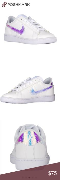 nike iridescent bought from foot locker and worn only a couple times Nike Shoes Sneakers