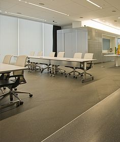 Roppe Tufflex recycled rubber flooring