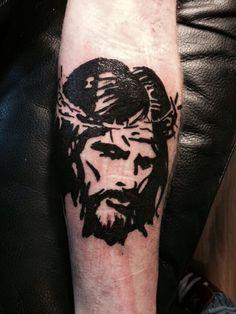 Nice forearm design. The guy didn't break a sweat...