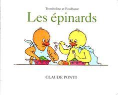 Tromboline et Foulbazar mangent des épinards, lu par J.-F. Copé.