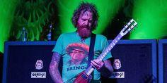 Mastodons Brent Hinds Designs Signature Epiphone Guitar