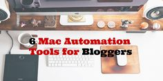The work of writing and producing blog posts consists of numerous and repetitive computer tasks that you might not realize can be automated on your Mac. There are several Mac applications you can use to reduce the amount of mouse clicking, manual launching of applications and windows,  and the work of keeping your desktop and other Finder folders …