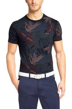 T-shirt «Tee 11» en coton, Rose