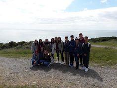 #TECLife. Primeros días en Maynooth ↓  Toma de contacto con el campus y la ciudad   Visita a Howth Cliff y recorrido por Dublín  Descubre lo bien que lo están pasando nuestros alumnos en sus primeros días en Irlanda #StudyAbroad #ireland #StudyEnglish