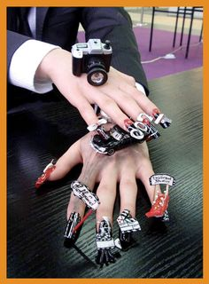 exotic nails | Exotic Nails! | Blog My Place