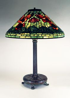 ... poppy lamp on Pinterest  Oriental, Tiffany floor lamps and Poppies