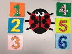 Flannel Friday: Pretty Ladybug