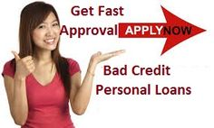 it is the perfect way to get rid of fiscal crisis. Bad Credit Personal. It makes the process easy, convenient and fast cash help for you. you can get sufficient sum to your individual requirement with the help these loans.