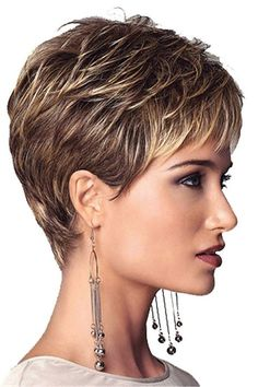95 Amazing Short Hairstyles In 50 Best Trendy Short Hairstyles for Fine Hair Hair Adviser, 45 Short Hairstyles for Fine Hair to Rock In 5 Gorgeous Short Haircuts for Women, 129 Best Short Hairstyles Haircuts & Short Hair Ideas for Short Hair Wigs, Girl Short Hair, Wavy Hair, Hair Bangs, 4b Hair, Ombre Hair, Short Hair Cuts For Women, Short Hairstyles For Women, Short Cuts
