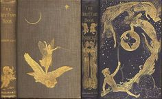 I was in love with Andrew Lang's Fairy Books as a kid.  HoG