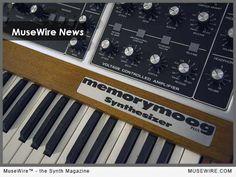 Synth Memories: Bob Moog Foundation Summer 2017 Raffle Proffers Moog Memorymoog to Aid Charity Technology Magazines, Blue Box, Music Industry, Electronic Music, Inventions, Charity, Foundation, Bob, Memories