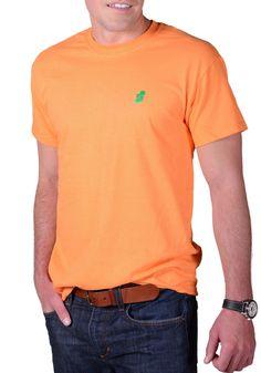 The Ireland T-Shirt® - Casual Fit - Orange