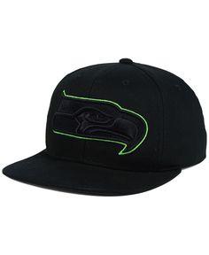 4b0390f9001 Outerstuff Kids  Seattle Seahawks Basic Snapback Cap   Reviews - Sports Fan  Shop By Lids - Men - Macy s