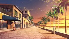 Shopping street - Everning by Vui-Huynh on DeviantArt Meme Background, Scenery Background, Background Drawing, Cartoon Background, Kitchen Background, Episode Interactive Backgrounds, Episode Backgrounds, Anime Scenery Wallpaper, Anime Backgrounds Wallpapers