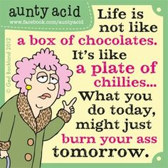 aunty acid jokes - Google Search