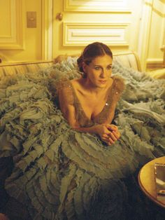 """Dresses: Sarah Jessica Parker in """"Sex and the City,"""" 2004"""