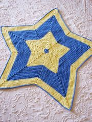 Baby & Kids Crochet Blanket Patterns - Twinkle Twinkle Little Star Pattern Pack