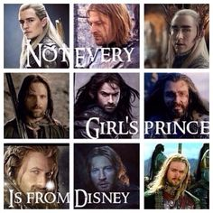 Because not every girl is a princess, she is no man and can kill a witch king while others ran.