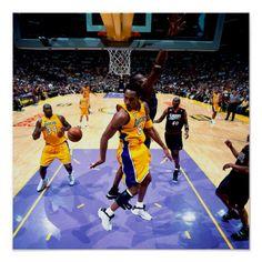 Kobe Bryant | NBA Schluss-Druck Poster 2001 Nba Finals, Nba Finals Game 1, Nba Basketball, Basketball Practice, Los Angeles Lakers, Kobe Bryant Championships, Kobe Bryant Pictures, Kobe Bryant Nba, Sports Art