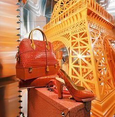 Image via Travel the world of Hermès by re-Design, via Flickr