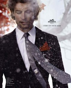 Hermès Fall Winter 2012/13 Ad Campaign