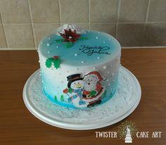 Joulu kakku, Christmas cake