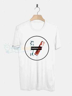 Twenty One Pilots Tyler Josh Unisex Adult T Shirt - Get 10% Off!!! - Use Coupon Code 'TEES10'
