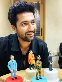 Actor Vicky Kaushal, who turns 32 today, will be celebrating his big day amid the coronavirus pandemic, he will be spending it quietly with his family. Bollywood Memes, Bollywood Songs, Bollywood Actors, Bollywood Celebrities, Aamir Khan, Man Crush Everyday, Reality Tv Stars, Star Cast