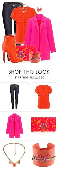 """FALL 2017 by ShaunSlay"" by shaunslay ❤ liked on Polyvore featuring H&M, Red Herring, Wilbur & Gussie and RED Valentino"